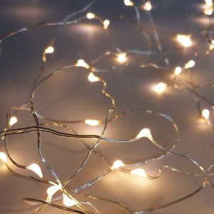150 Indoor And Outdoor Wire Lights - lighting