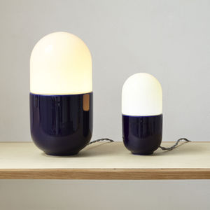 Duo Colour Lamp - bedside lamps