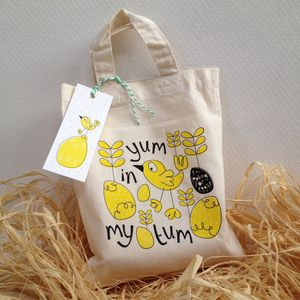 Easter Egg Hunt Kit With Personalised Easter Bag - easter holiday outdoor play