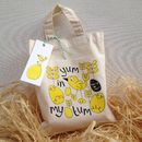 Easter Egg Hunt Kit With Personalised Easter Bag