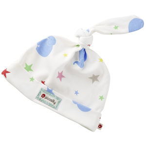 Organic Cotton Circus Baby Hat - babies' hats