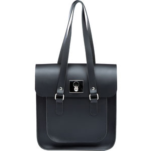 Made In England Unisex Genuine Leather Shoulder Handbag - shoulder bags