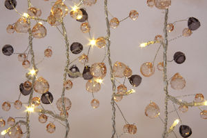 Coco Crystal String Lights - occasional supplies
