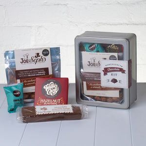 Emergency Chocolate Kit - food & drink gifts under £30