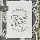 Whimsical Wonderland Thank You Cards