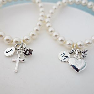 Christening Bracelet - jewellery gifts for children