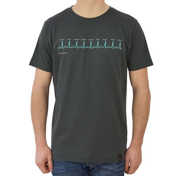 Alpine Ski Resorts T Shirt