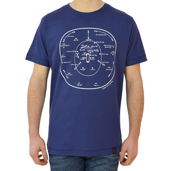 Cricket Fielding Positions T Shirt