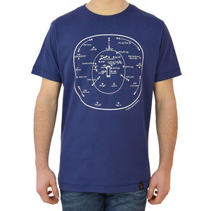 Cricket Fielding Positions T Shirt - view all father's day gifts