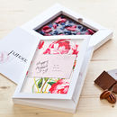 Personalised Mother's Day Milk Chococard
