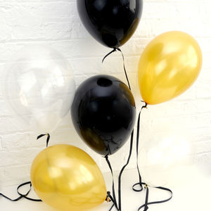 Gatsby Inspired Balloon Collection - room decorations