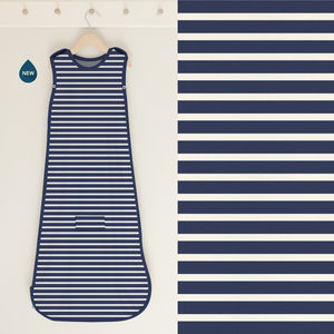 All Season Merino Baby Sleep Bag 'Baby Breton' - baby sleeping bags