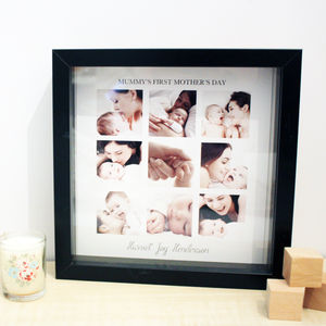 Personalised Collage Print For Her - posters & prints