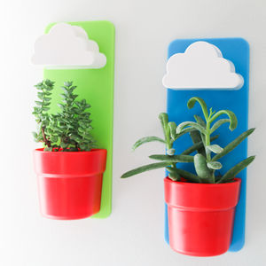 Cloud Plant Pot