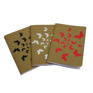 A5 Flutterby Butterfly Notebook