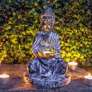 Buddha Solar Light Statue - what's new