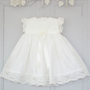 Christening Dress Scarlett - clothing
