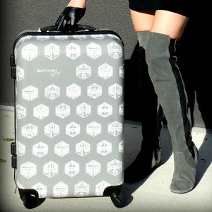 World Of Glory Suitcase