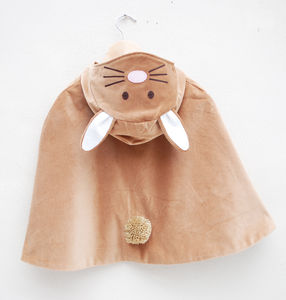 Bunny Rabbit Cape Costume - children's easter