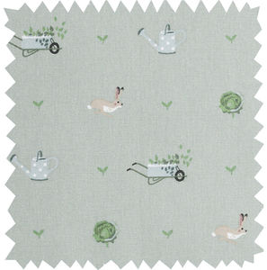 Oilcloth Gardening Fabric By The Metre