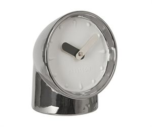 Fun Desk Clock - living room