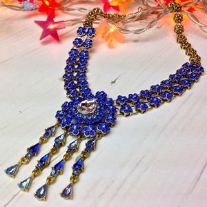 Gabriel Summer Crystal Necklace - necklaces & pendants