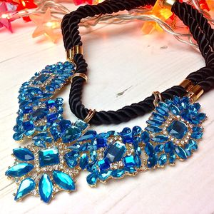Sophia Summer Crystal Necklace - necklaces & pendants