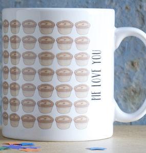 Pie Love You Mug