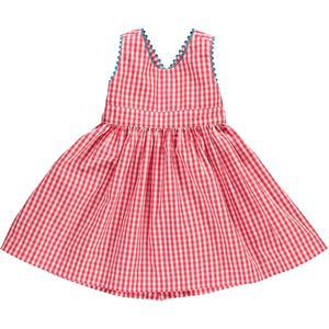 Red Gingham Dress - bridesmaid dresses