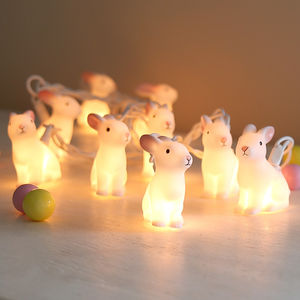 Rabbit Light Garland