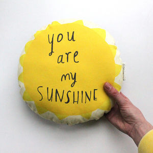 Sunshine Cushion - cushions