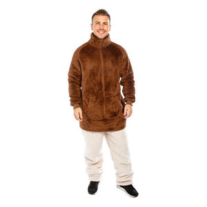 Hoodie And Bottoms Onesie - men's fashion