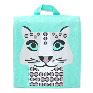 Backpack Snow Leopard
