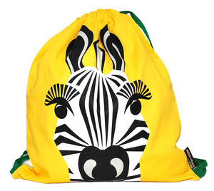 Kit Bag Zebra - bags, purses & wallets