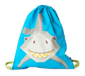 Kit Bag Shark - bags, purses & wallets