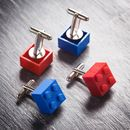 Building Block Cufflinks All Colours
