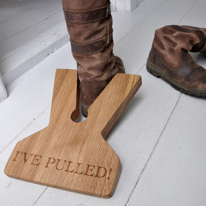 Valentines Bootjack - tools & equipment