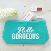 'Hello Gorgeous' Toiletry Wash Bag - health & beauty