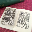 Personalised Bookplate 'Book Belongs' Stamp