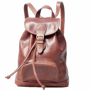 The Finest Italian Leather Backpack. 'The Sparano' - backpacks