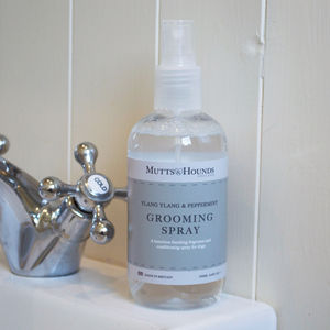 Ylang Ylang And Peppermint Dog Grooming Spray - pets sale