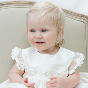 Christening Dress 'Darcy' - christening wear