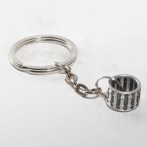 Formula One 'Raced' F1 Bearing Keychain