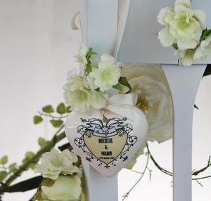 Vintage Wedding Chair Decoration For Wedding Ceremony
