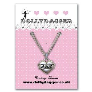 Dollydagger True Love Necklace