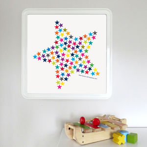 Starry Stars - pictures & prints for children