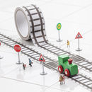 Fun Train, Track Tape And Whistle Gift Set