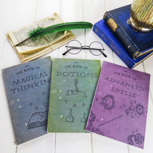 Magic Notebooks - stocking fillers