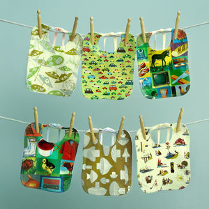 Vintage Bib Range - baby & child sale