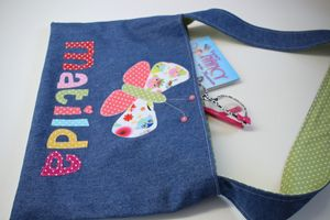 Girls' Personalised Bag